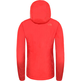 The North Face Resolve 2 Veste Femme, juicy red